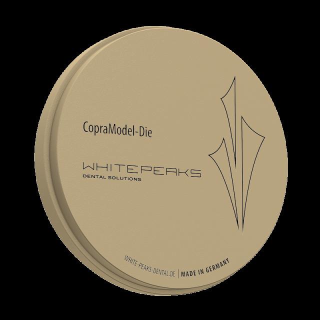 CopraModel-Die 98 Ø x 25 mm black