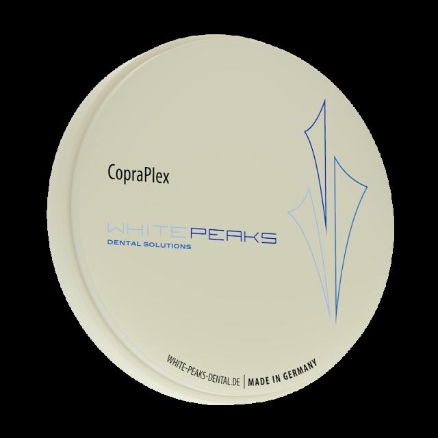 CopraPlex elefenbein transparent 98 Ø x 20 mm color