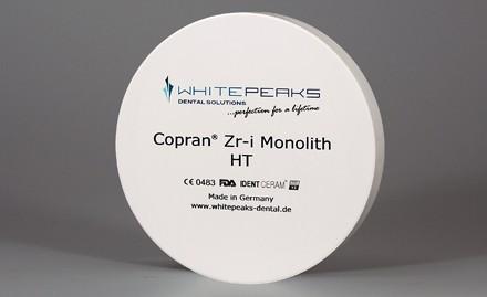 Copran Zr-i Monolith manuelle Systeme