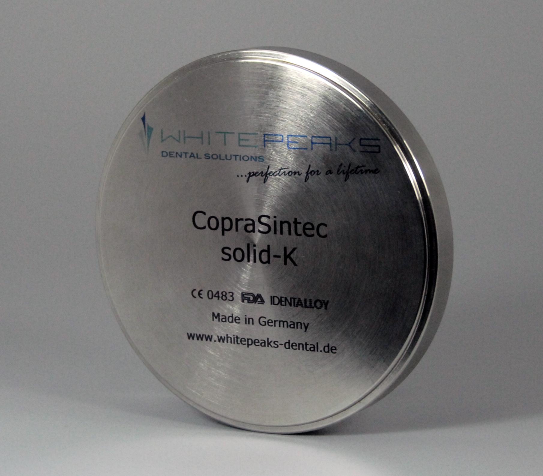 CopraSintec solid-K