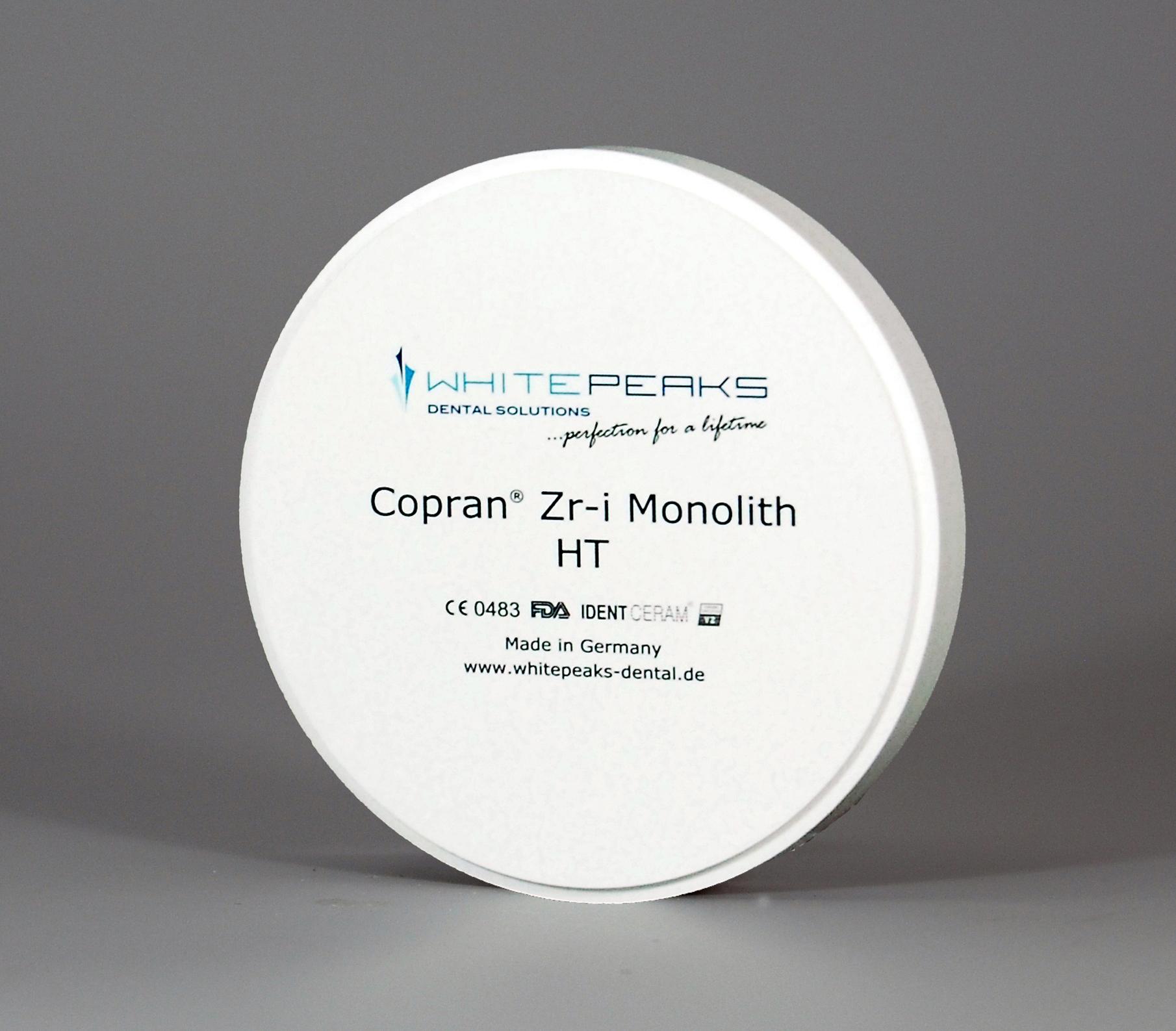 Copran Zr-i Monolith System 95