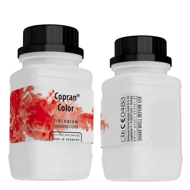 Copran Color Zirconium Coloring Liquid 100ml